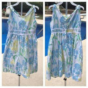 FINAL PRICE ADORABLE LILLY PULITZER summer dress